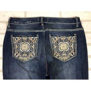 Vintage America Bele Cherie Vintage Straight Jeans